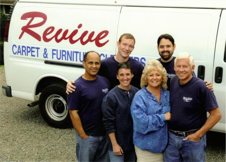 Revive Carpet Cleaning Family